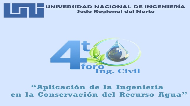 IV Foro Ingeniería Civil