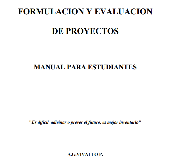 Manual estudaintes